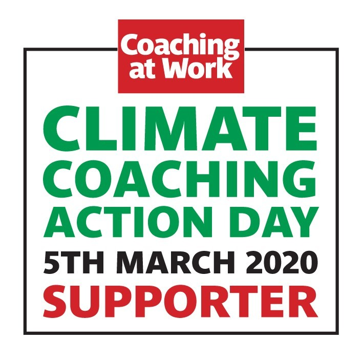 Climate Coaching Action Day Logo