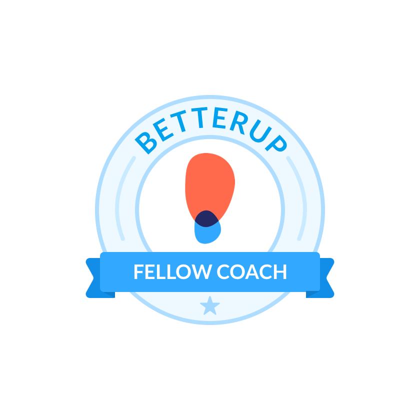 Betterup Fellow Coach Badge